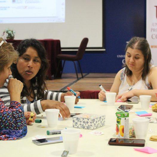 Proyecto Infancias, Desarrollo y Derechos en la FES