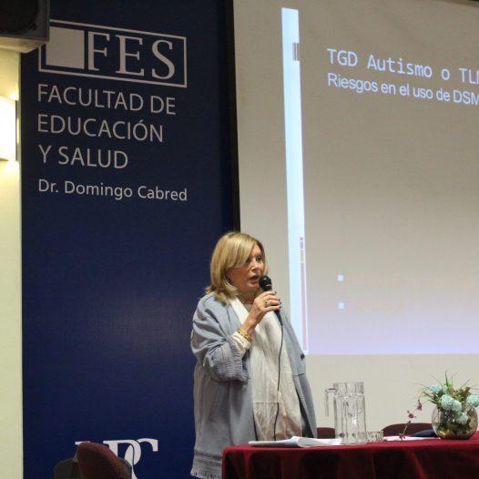 Conferencia sobre los Trastornos de la Comunicación y del Lenguaje en la FES