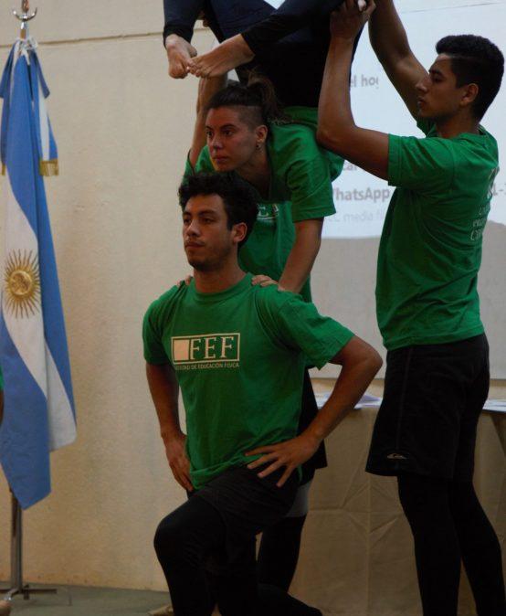 El Taller de Acrobacias Combinadas: un año de aprendizajes
