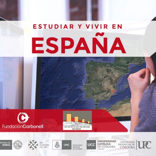 Webinario: estudiar y vivir en España 2020