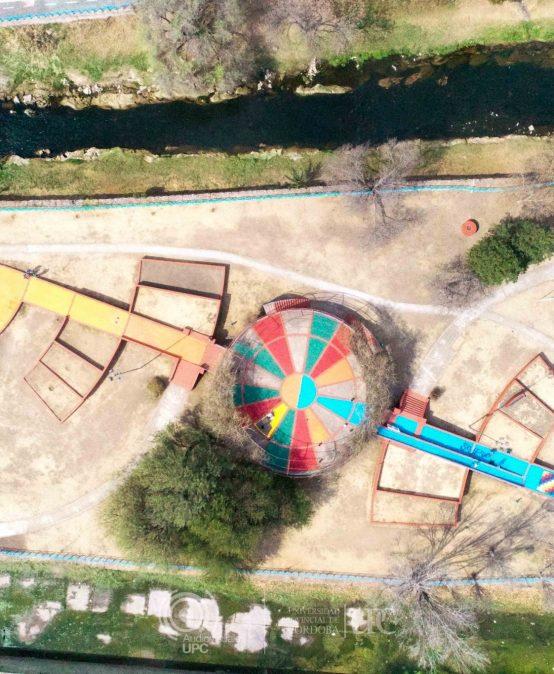 Finalizó la primera etapa del proyecto de pintura mural en los márgenes del Río suquía